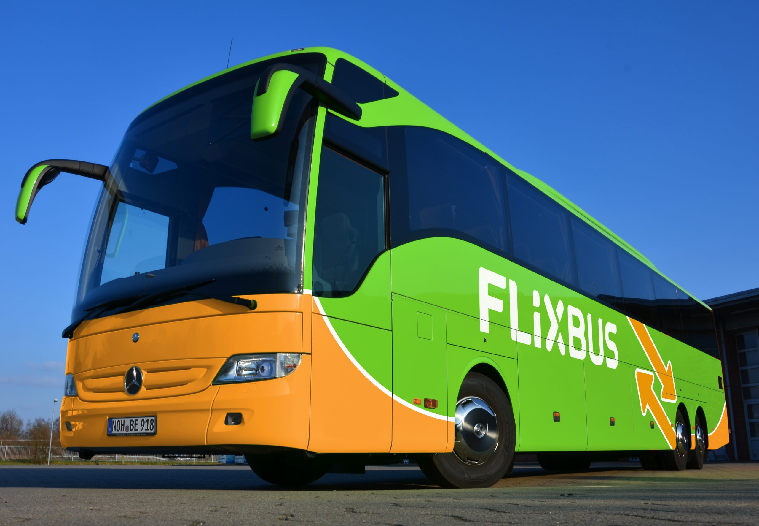 Lobby Collective Hostel and FlixBus for visiting Lecce and Salento